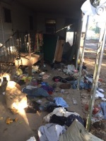 Evicted Tenant Destroys Property Pensacola