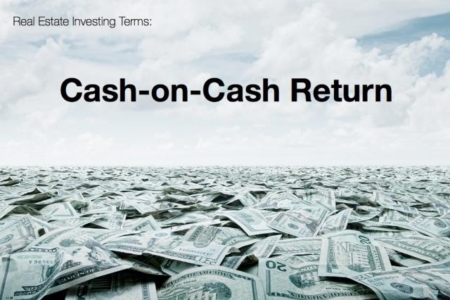 real estate investing cash on cash return